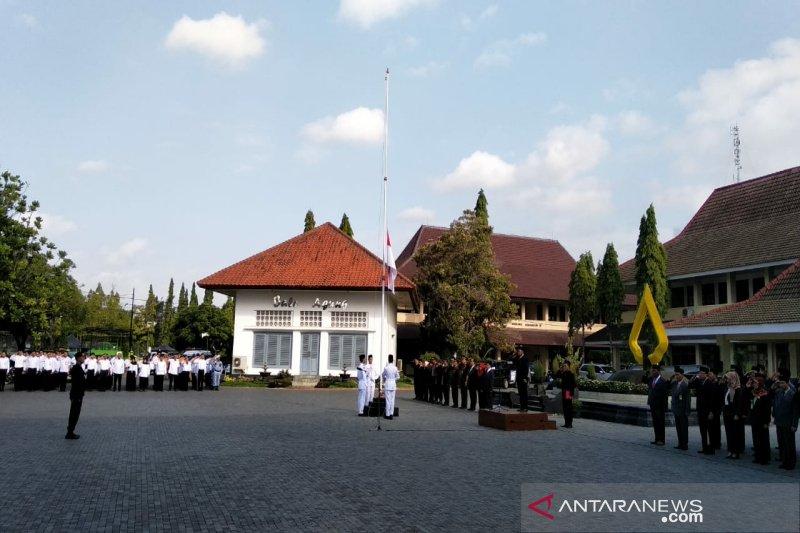 ASN luar daerah ikut upacara Harlah Pancasila di Kulon Progo (VIDEO)