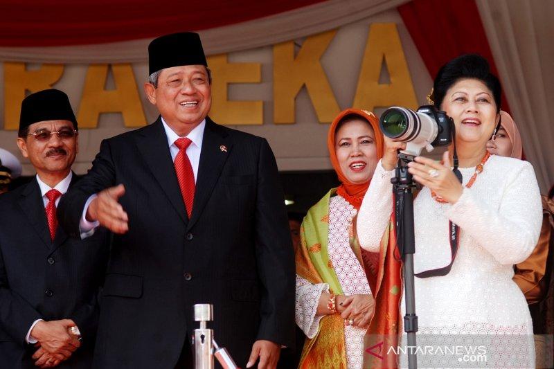 Kisah perjalanan cinta Ani Yudhoyono dan SBY