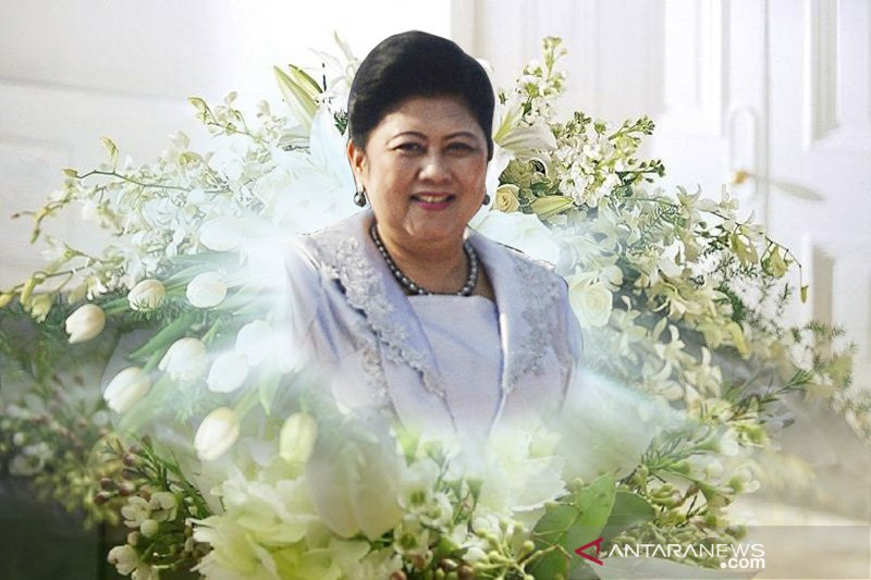 "Wafatnya Ibu Ani Yudhoyono jadi  ""trending  topic"" di Twitter"