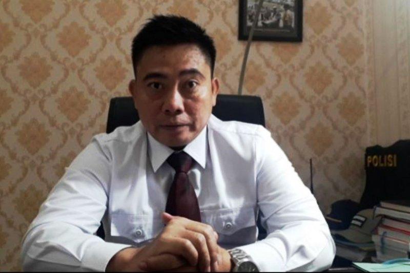 Polres Tanggamus Lampung dirikan Posko Tekab 308