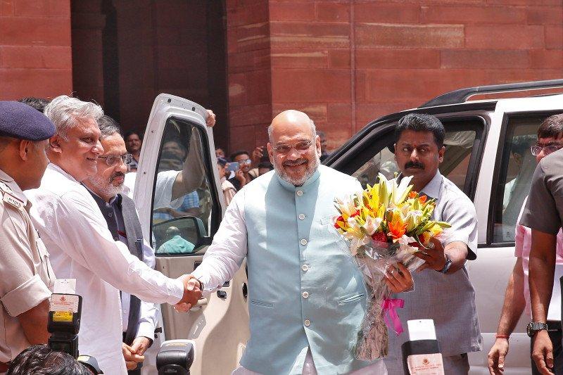 Menteri Dalam Negeri India positif COVID-19
