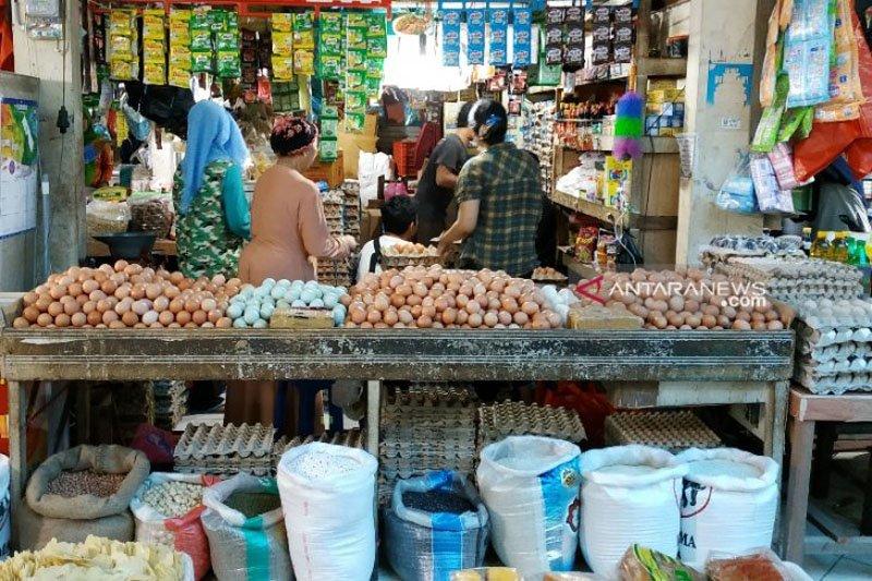 Jelang Lebaran harga kebutuhan pokok di Sampit kembali naik