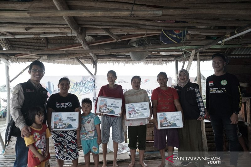 ACT Sumsel - Pelindo II layarkan kapal Ramadhan ke wilayah perairan