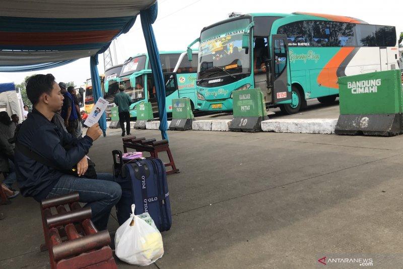 Jelang Libur Panjang, Pengawasan Prokes di Terminal Kampung Rambutan Diperketat