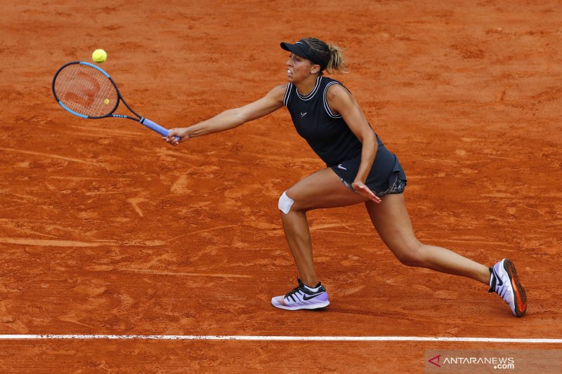 Madison Keys melaju ke babak kedua Toray Pan Pacific Open