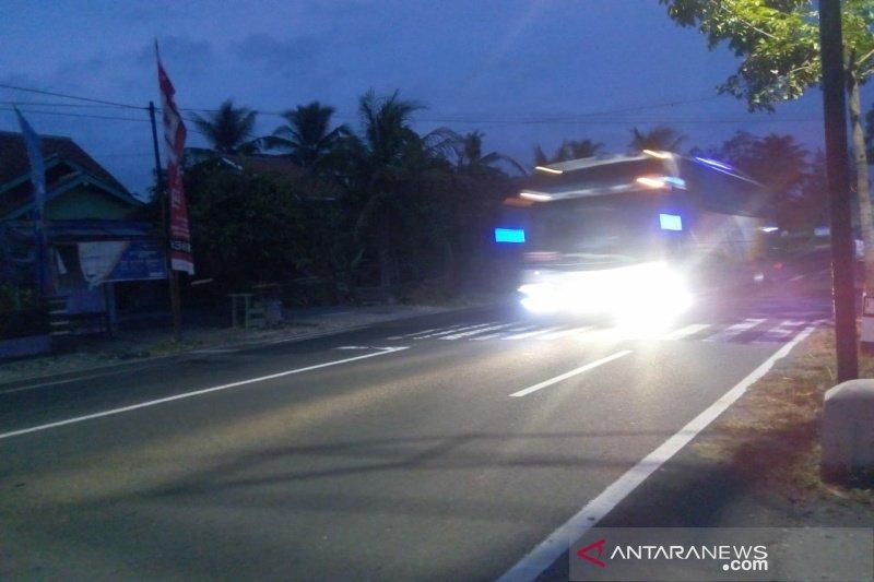 Lalu lintas H-2 Lebaran di Kulon Progo lengang