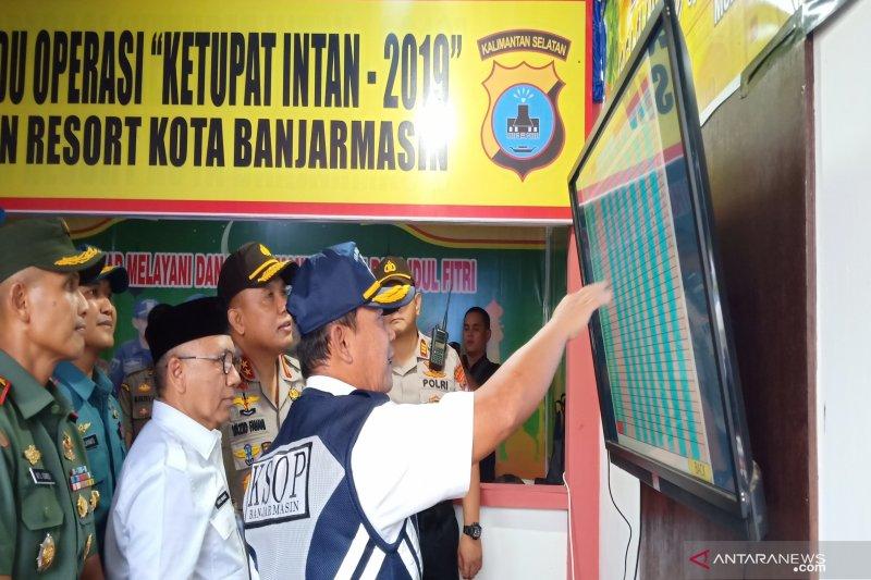 14.550 pemudik di Pelabuhan Trisakti berlayar ke Surabaya
