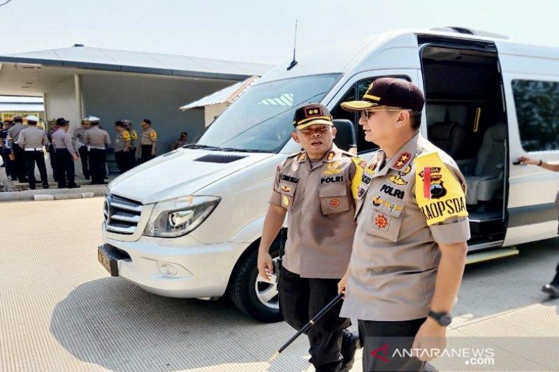 Kapolda: arus balik kendaraan dari Jateng belum usai