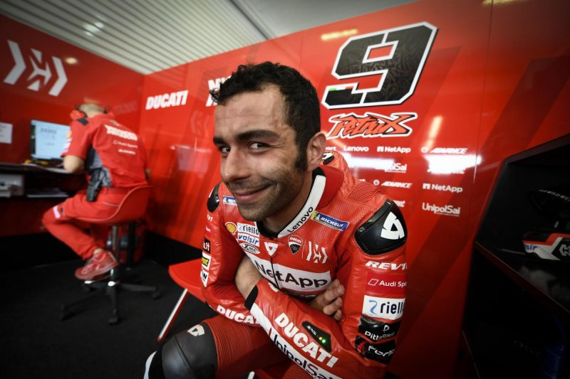 Petrucci, mantan polisi yang menangi MotoGP di Mugello