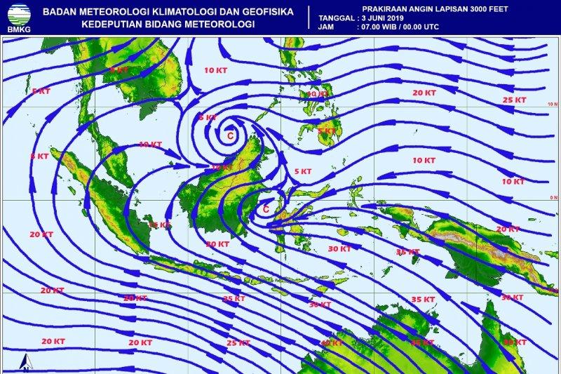 BMKG prakirakan Lampung cerah berawan