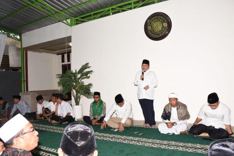 Bupati Lombok Utara silaturahmi dan bukber bersama ASN