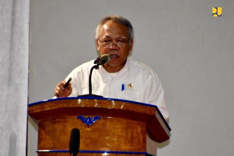 Menteri PUPR: Pembangunan konektivitas Nusantara dengan sinergi multimoda