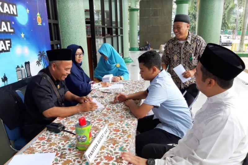 Wali Kota Tangerang: Ayo bayar zakat di Baznas