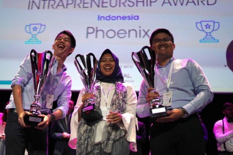 Indonesia raih Global Winner L'oral Brandstorm Challenge di Paris
