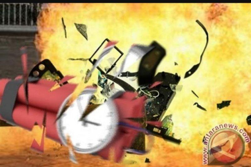 Polisi sita bom peninggalan Jepang di Kaimana