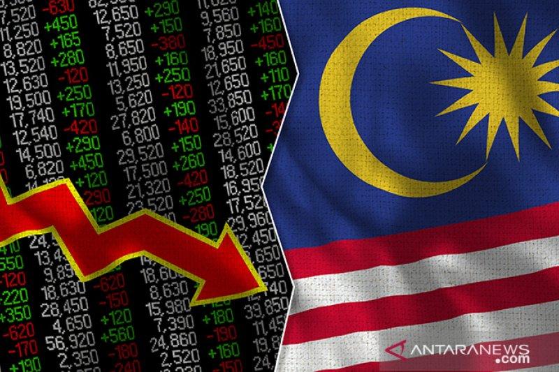 Pasar saham Malaysia ditutup merosot, Indeks KLCI jatuh 0,4 persen