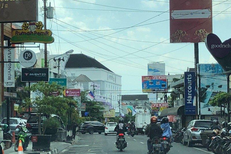 Dishub Yogyakarta mengantisipasi titik parkir liar