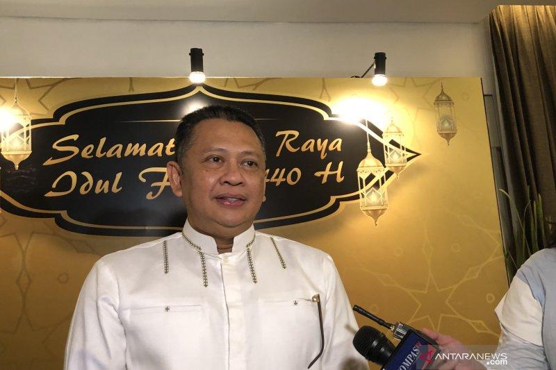 Reaksi Bamsoet Sikapi Isu Reshuffle Kabinet