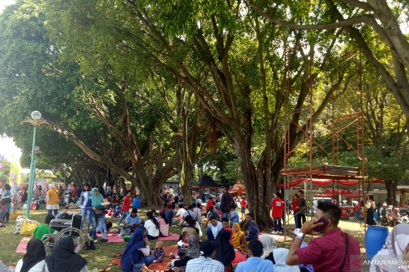 TMII Antisipasi Pengunjung Bakal Meledak di Hari Kedua Lebaran