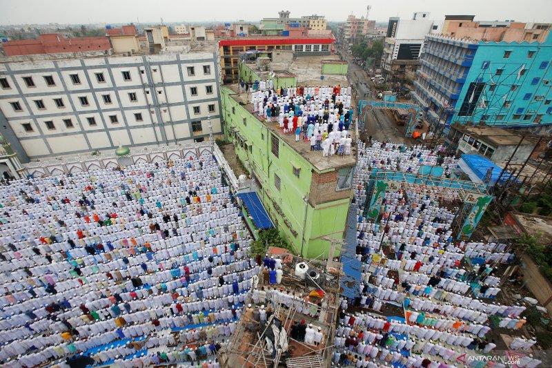 Shalat Idul Fitri di berbagai negara