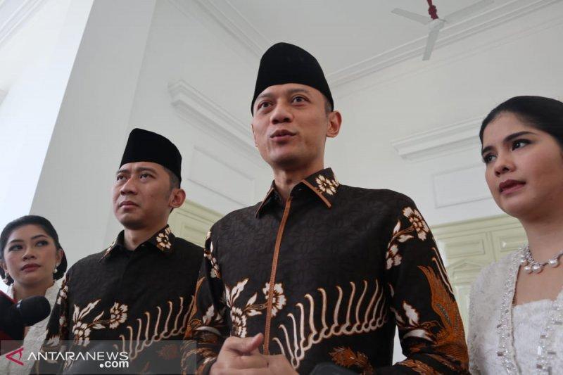 Kunjungan AHY rekatkan hubungan SBY-Megawati