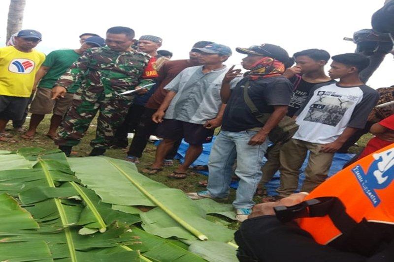 Tim SAR temukan dua korban tewas di tengah laut Lampung Selatan
