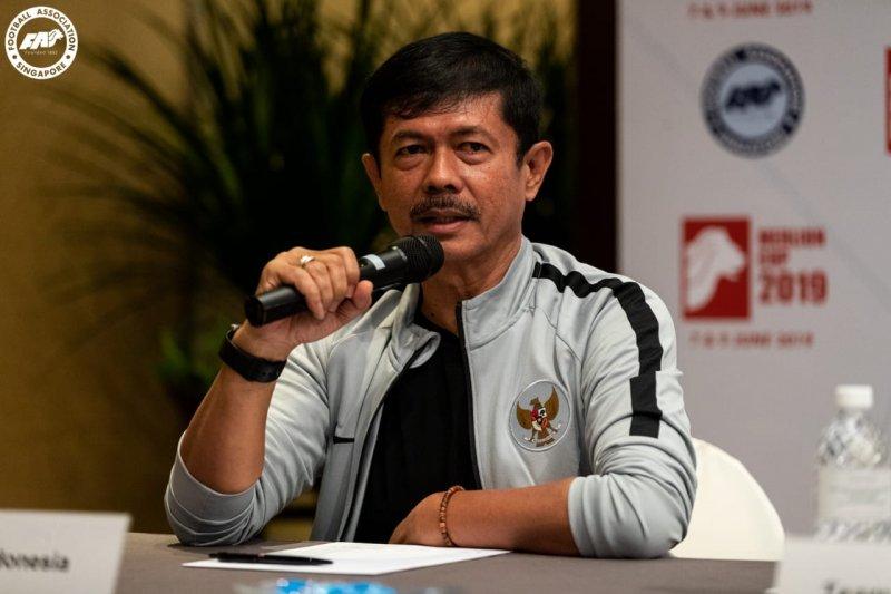 Indra Sjafri akui sudah pelajari kekuatan Thailand jelang Piala Merlion 2019