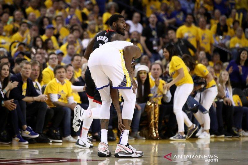 Warriors tetap tanpa Kevin di gim keempat