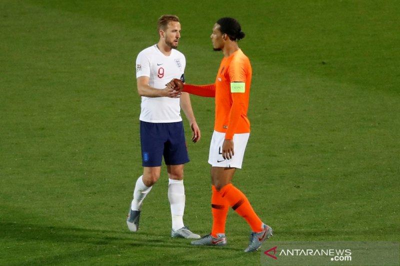 Belanda tekuk Inggris, jumpa Portugal di final UEFA Nations League