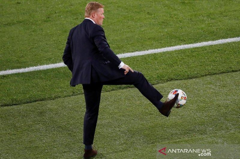 Ronald Koeman siapkan rumus jitu hentikan Portugal dan Ronaldo