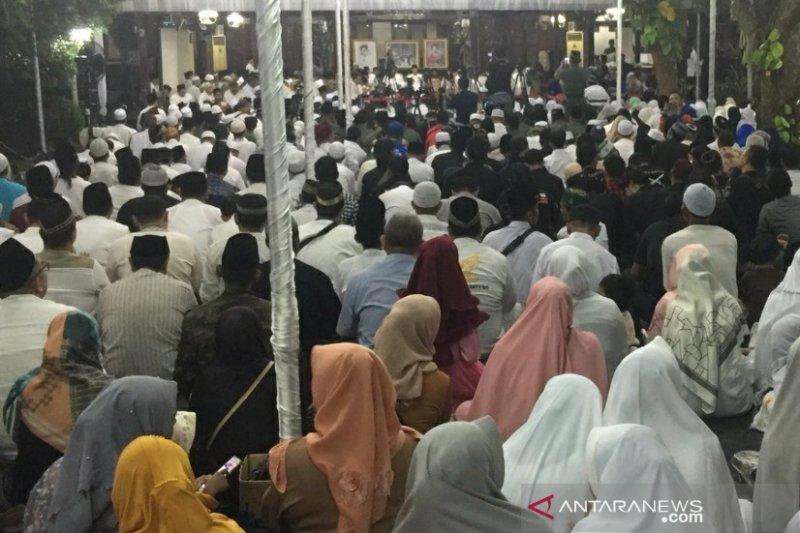 Keluarga SBY gelar tahlilan tujuh hari wafat Ani Yudhoyono