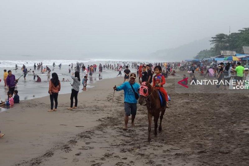 Balawista Sukabumi Percepat Waktu Jaga Wisatawan Di Palabuhanratu