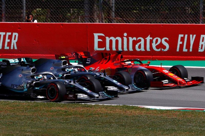 Ferrari punya strategi trik untuk kalahkan Mercedes di GP Kanada