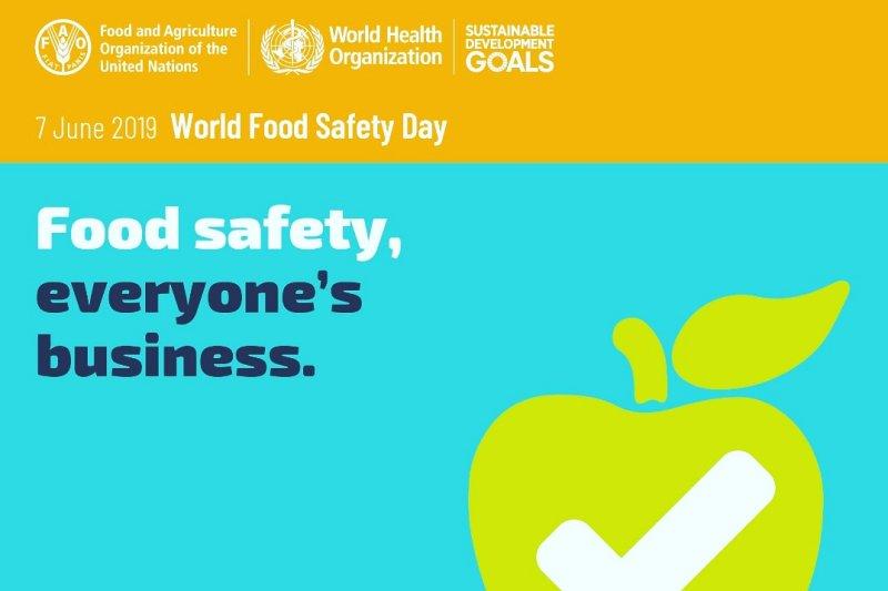 FAO-WHO tekankan pentingnya makanan yang aman