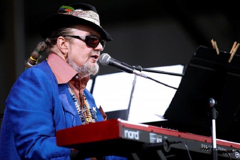 Musisi peraih Grammy Dr.John meninggal dunia, karena serangan jantung
