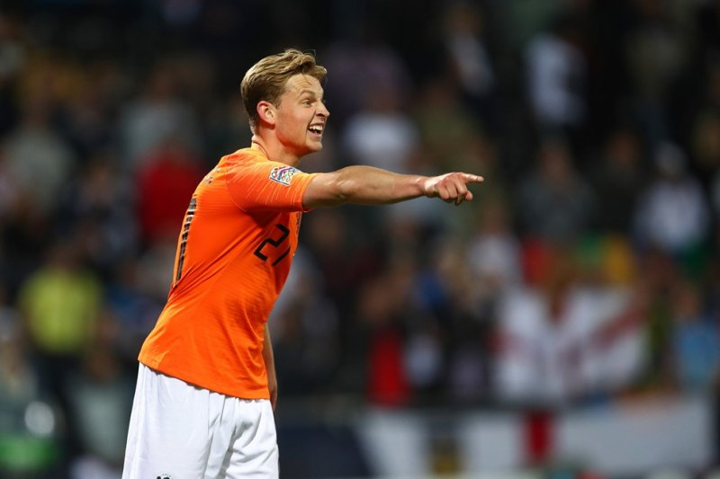De Jong waspadai Ronaldo jelang final UEFA Nations  League