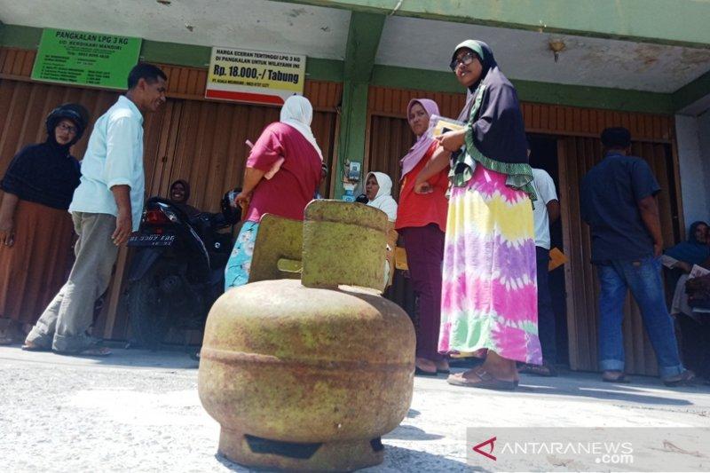 Juli minyak tanah subsidi di Karimun ditarik penuh
