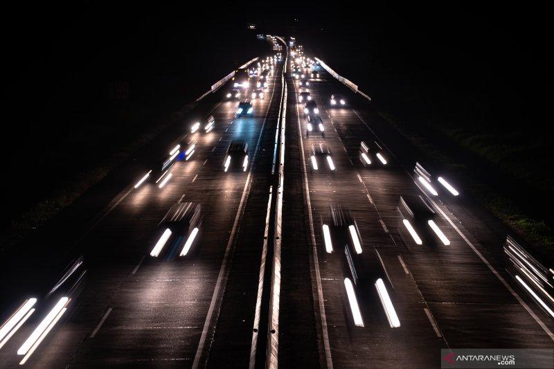 Rekayasa lalu lintas satu arah di tol Semarang-Solol