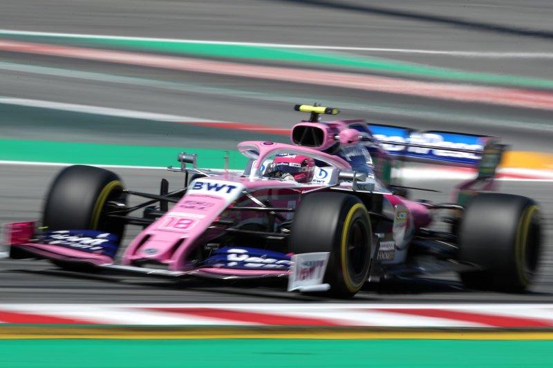 Racing Point rasakan dampak mesin baru  Mercedes