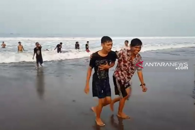 Balawista Sukabumi berhasil selamatkan belasan wisatawan tenggelam