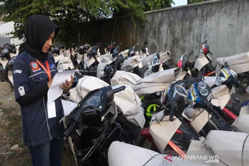Pengiriman sepeda motor gratis KAI diminati pemudik