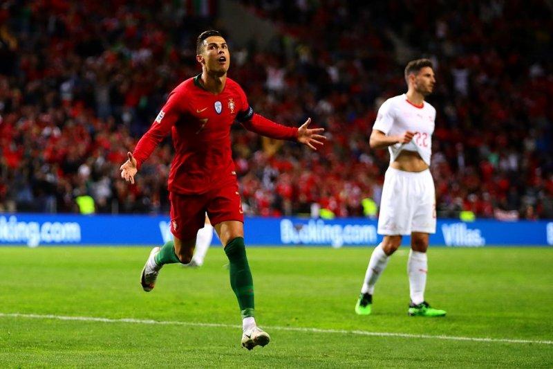 Ronaldo bersama timnas Portugal ingin raih trofi kedua