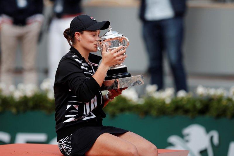 Barty ratu baru Roland Garros Paris