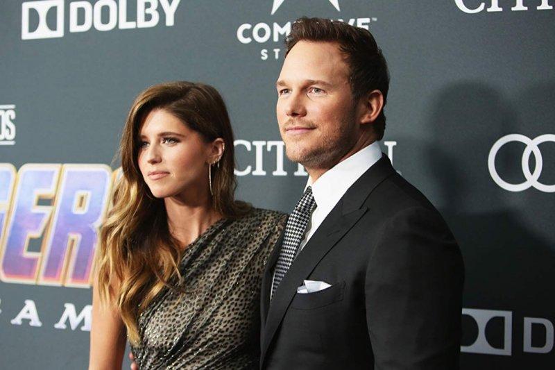 Kabar gembira dari Chris Pratt dan Katherine
