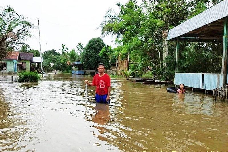 BPBD Kotim imbau korban banjir waspada
