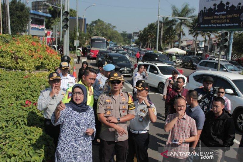 Bupati Bogor desak Kemen PUPR lanjutkan bangun jalur Puncak Dua