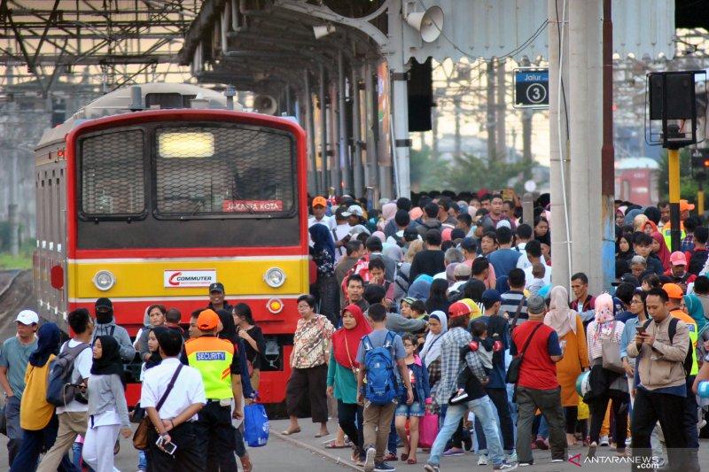 KCI sarankan pengguna gunakan moda transportasi alternatif