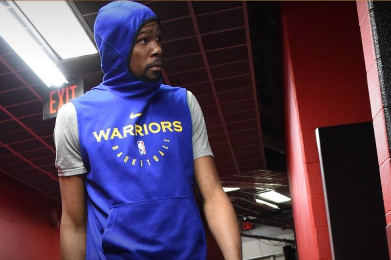 Durant kembali perkuat Warriors lawan Raptors di gim kelima NBA