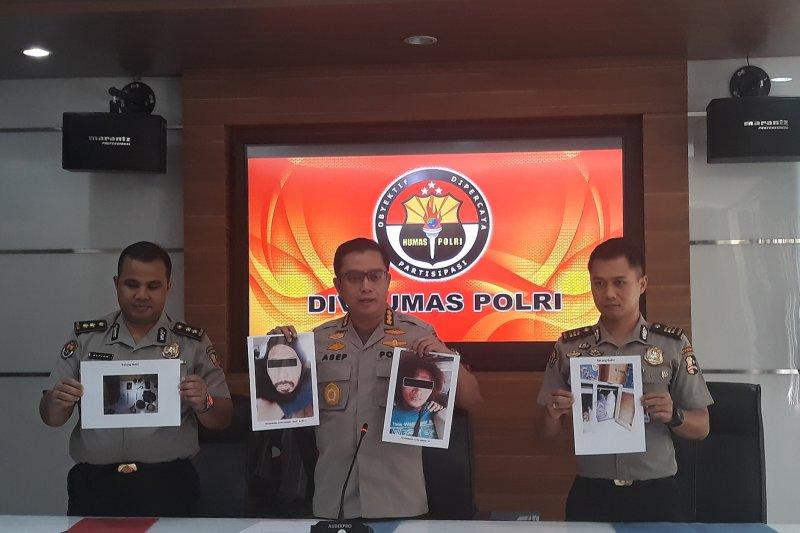 Terduga teroris Lampung-Sukoharjo rekan terduga teroris Kartasura