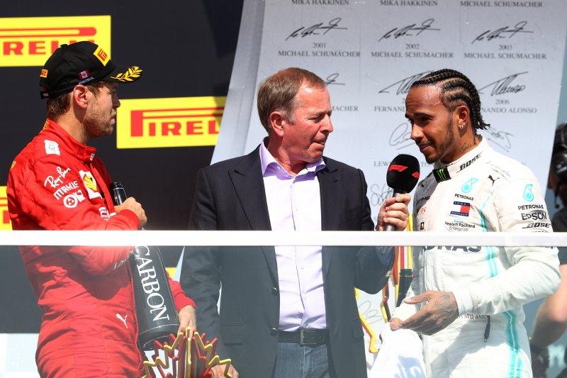 Vettel gagal juara karena penalti kontroversial, ini komentar Hamilton